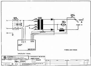 Mig Welder Circuit Diagram