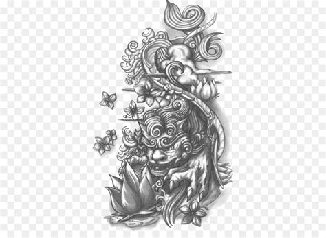 sleeve tattoo irezumi design tattoo removal design png