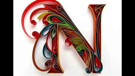 paper quilling    paper designs youtube