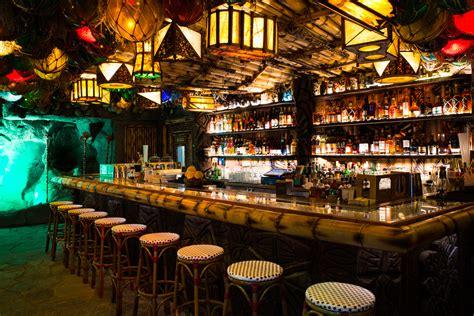 Tiki Bar by Say Aloha To Your False Idol San Diego S New Tiki Bar