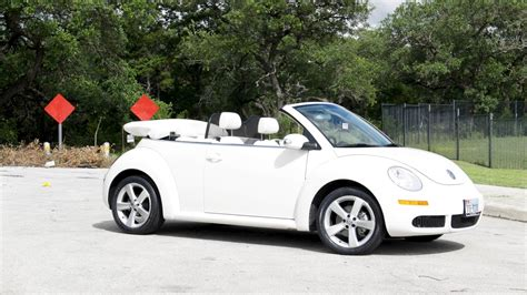 Triple White Vw Beetle Convertible Sold Caseyfriday Com