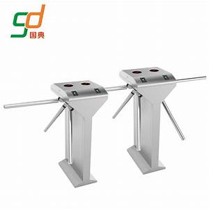 Intelligence Automatic Tripod Turnstile Access Control