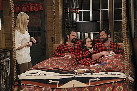 2 Broke Girls Season 2 Review And The Bear Truth Tv Equals