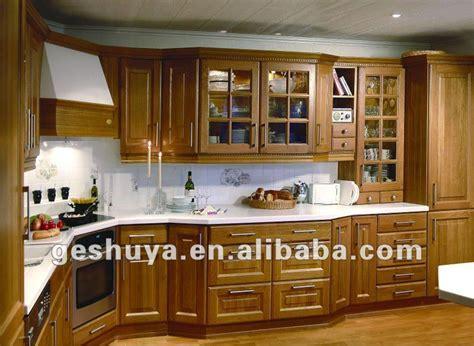 modele placard de cuisine en bois lb dd1020 antique style bois meubles de cuisine armoire de
