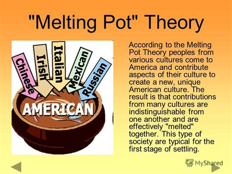 melting pot in america презентация на тему quot american society contents a nation of immigrants a nation of immigrants a
