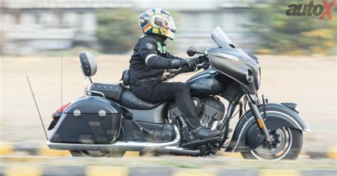 2016 Indian Chieftain Dark Horse Review
