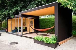 Chalet De Jardin Contemporain : le chalet de jardin qui va vous charmer ~ Premium-room.com Idées de Décoration