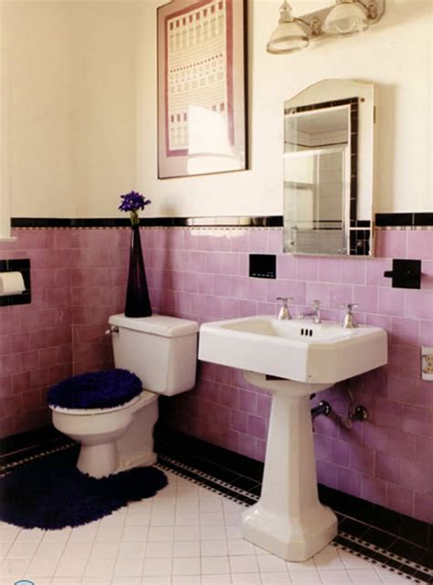 pink and black bathroom ideas 34 4x4 pink bathroom tile ideas and pictures
