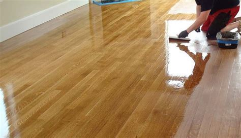 Polishing   Sanding and Polishing Staining timber floors
