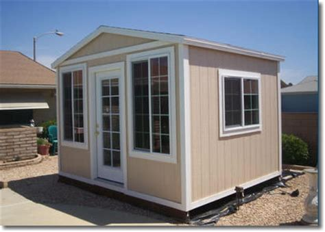 Craigslist Outdoor Storage Sheds by Inland Empire Custom Sheds Storage Buildings Garages