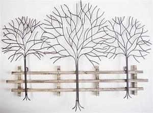 Metal wall art for modern home ? inoutinterior