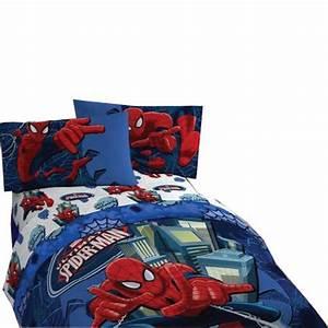Ultimate Spiderman Ensemble De Draps Pour Lit 1 Place