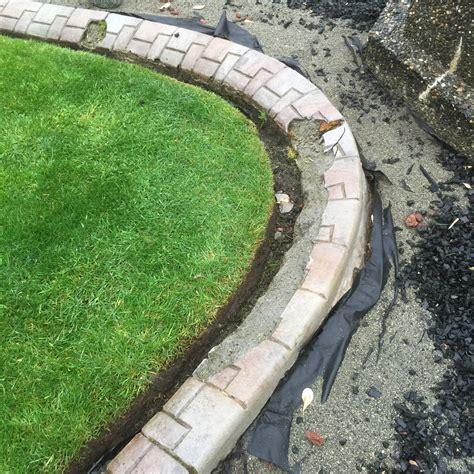 concrete landscape edging garden edging sunshine coast your garden edging company on the garden edging garden edge