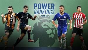 Premier League Power Rankings: Coutinho, Hazard and ...