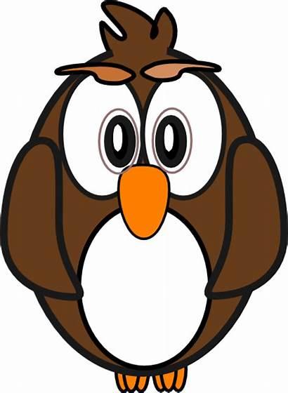 Owl Clip Clipart Svg Vector Clker Cliparts