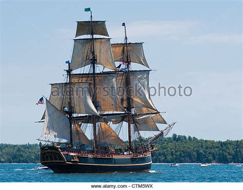 hms bounty replica sinking hms bounty replica stock photos hms bounty replica stock