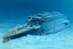 Britannic Sinking In Real Time by Pbs Online Lost Liners Titanic