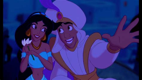 Peabo Bryson and Regina Belle A Whole New World (Aladdin