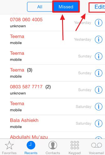 iphone call history how to permanently delete call history on iphone dr fone