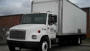 1999 Freightliner Fl70 24 U0026 39  Box Truck - Tag  512