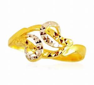 22 Karat Gold Wert Berechnen : 22 karat gold two tone ring ajri62546 us 250 22kt ~ Themetempest.com Abrechnung