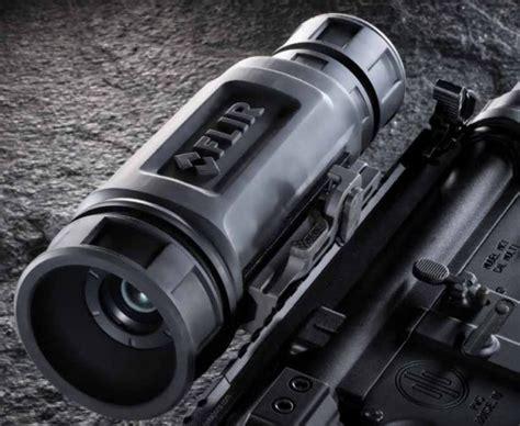 flir cost flir r series low cost effective thermal sights the