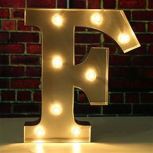93939 vintage large led marquee letters alphabet symbol With studio décor marquee letter 9
