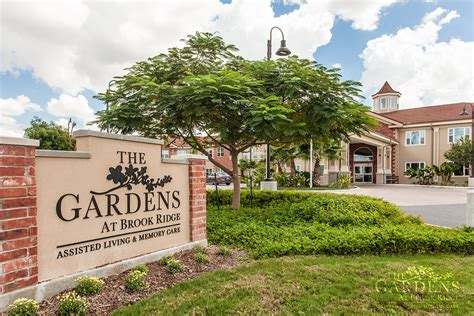 the gardens at brook ridge assisted living memory care