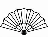 Fan Japanese Coloring Pages Hand Drawing Printable Clipart Line Clip Tattoo Supercoloring Japan Designs Clipartmag Chinese Colouring Paper Temple Clipartbest sketch template