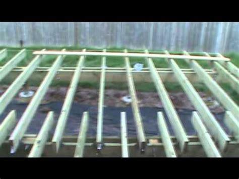 build  deck youtube