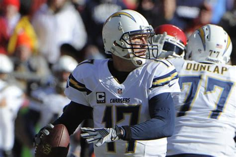 Qb Rivers In No Rush To Get Contract Extension From Chargers