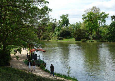 le chalet du lac boulogne les lacs du bois de boulogne