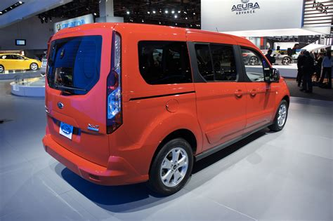 detroit   ford transit connect wagon