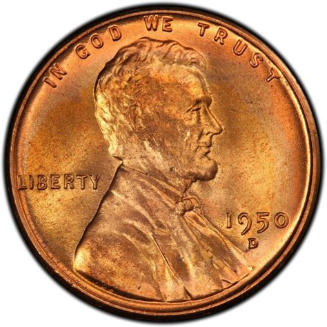 valuable wheat pennies 1950 lincoln wheat pennies values and prices past sales coinvalues com