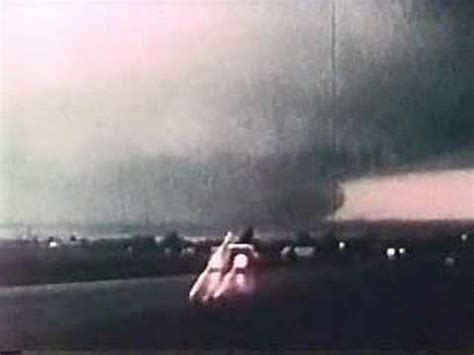 May 1981 Binger Oklahoma Tornado Youtube