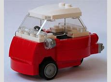 This Lego BMW Isetta is so damn cute