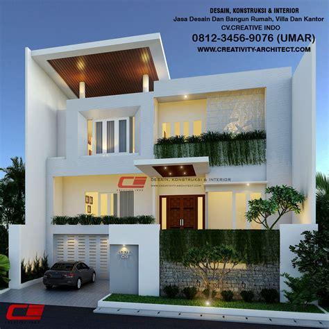 jasa desain arsitek rumah modern