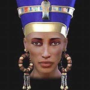 Famous Nefertiti bust is a Euorpean fake - proven - Naomi ...