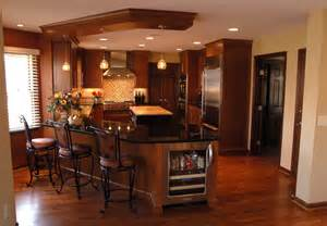 Kitchen Center Islands With Seating 9 Kitchen Design Ideas For Entertaining