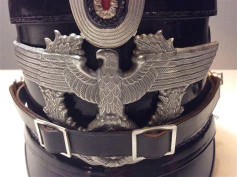 german police shako hat ww catawiki