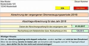 Dv Abrechnung : pv direktverbrauch mit kur ~ Themetempest.com Abrechnung