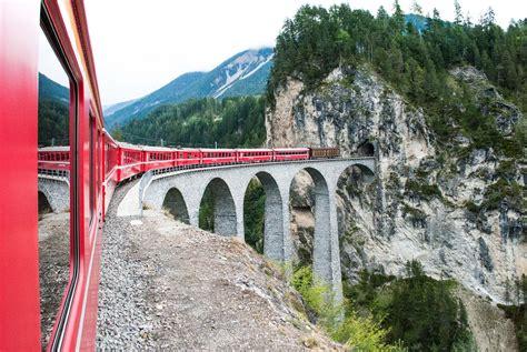 treni a cremagliera svizzera