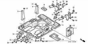 Honda Ev6010 Ac  B Generator