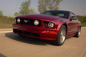 2006 Ford Mustang   Top Speed