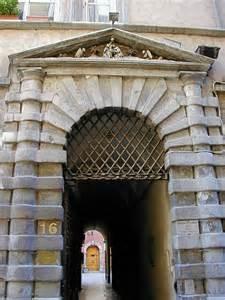 maison du crible tour lyon 1603 structurae