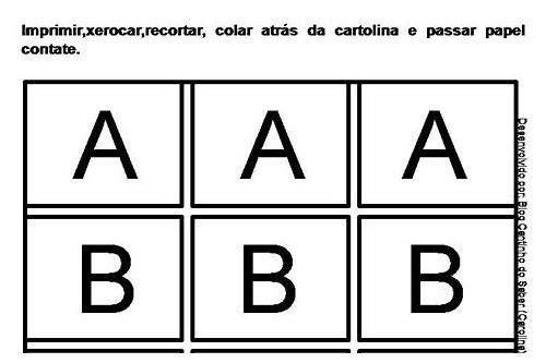 baixar de imagem do alfabeto movel