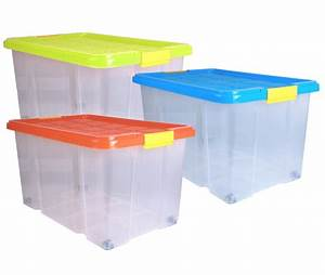 Kunststoffbox Mit Deckel : aufbewahrungsbox kunststoffbox mit deckel stapelbox versch farben 60x40x33 ebay ~ Udekor.club Haus und Dekorationen