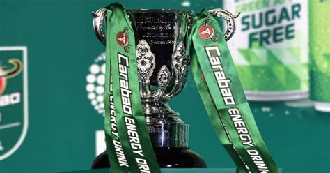 Carabao Cup draw LIVE: Follow the semi-final draw as it ...