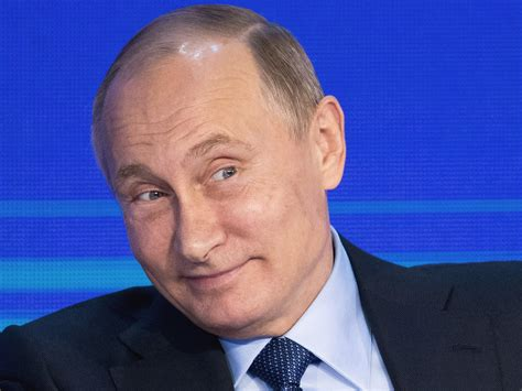 Vladimir Putin Praises Women For Their Beauty And For