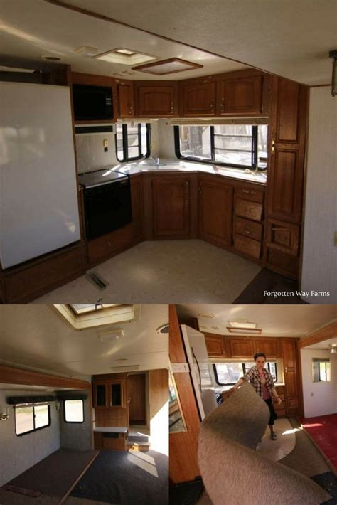 top ten cheap diy rv remodel ideas remodeled campers